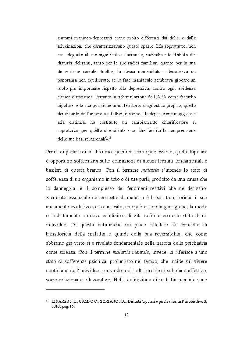 Anteprima della tesi: Il disturbo bipolare in una prospettiva sistemica, Pagina 8
