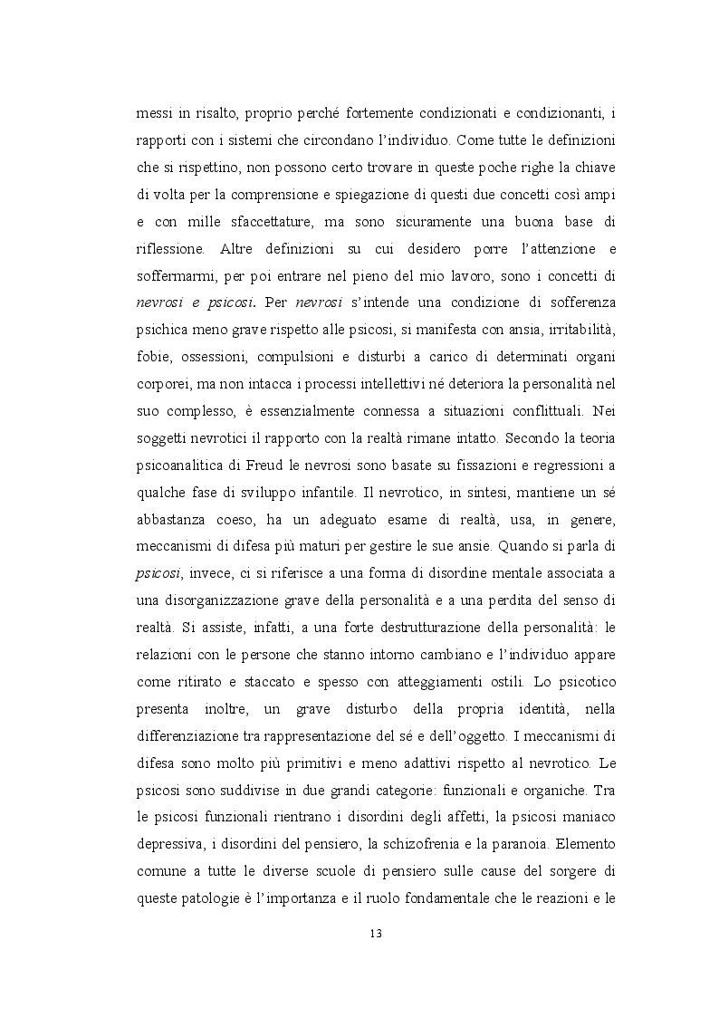 Anteprima della tesi: Il disturbo bipolare in una prospettiva sistemica, Pagina 9