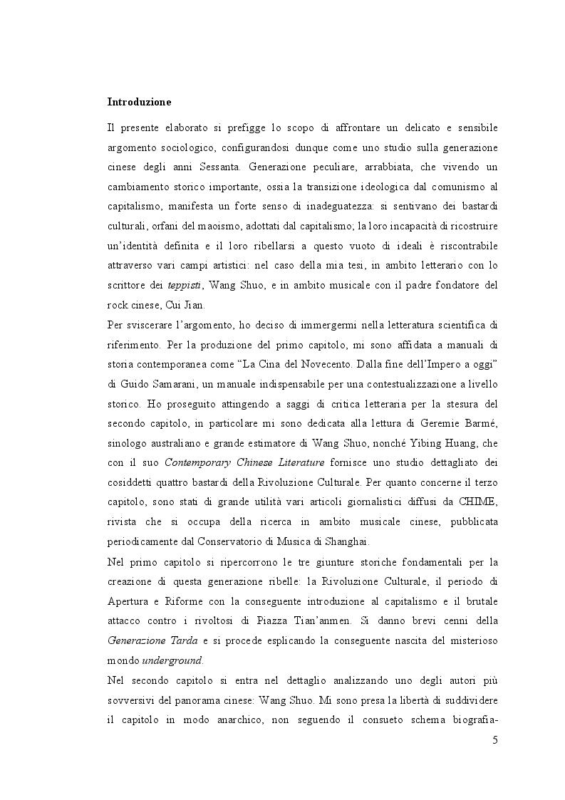 Anteprima della tesi: I Bastardi del Post-Maoismo, Pagina 2