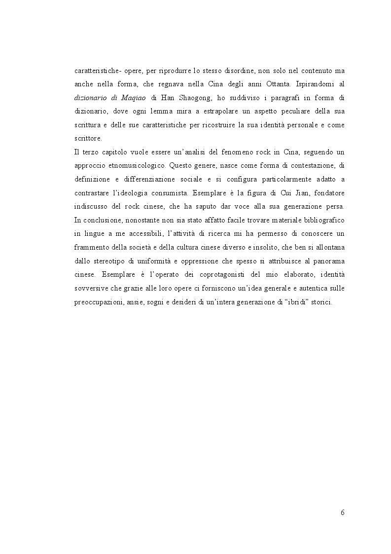 Anteprima della tesi: I Bastardi del Post-Maoismo, Pagina 3