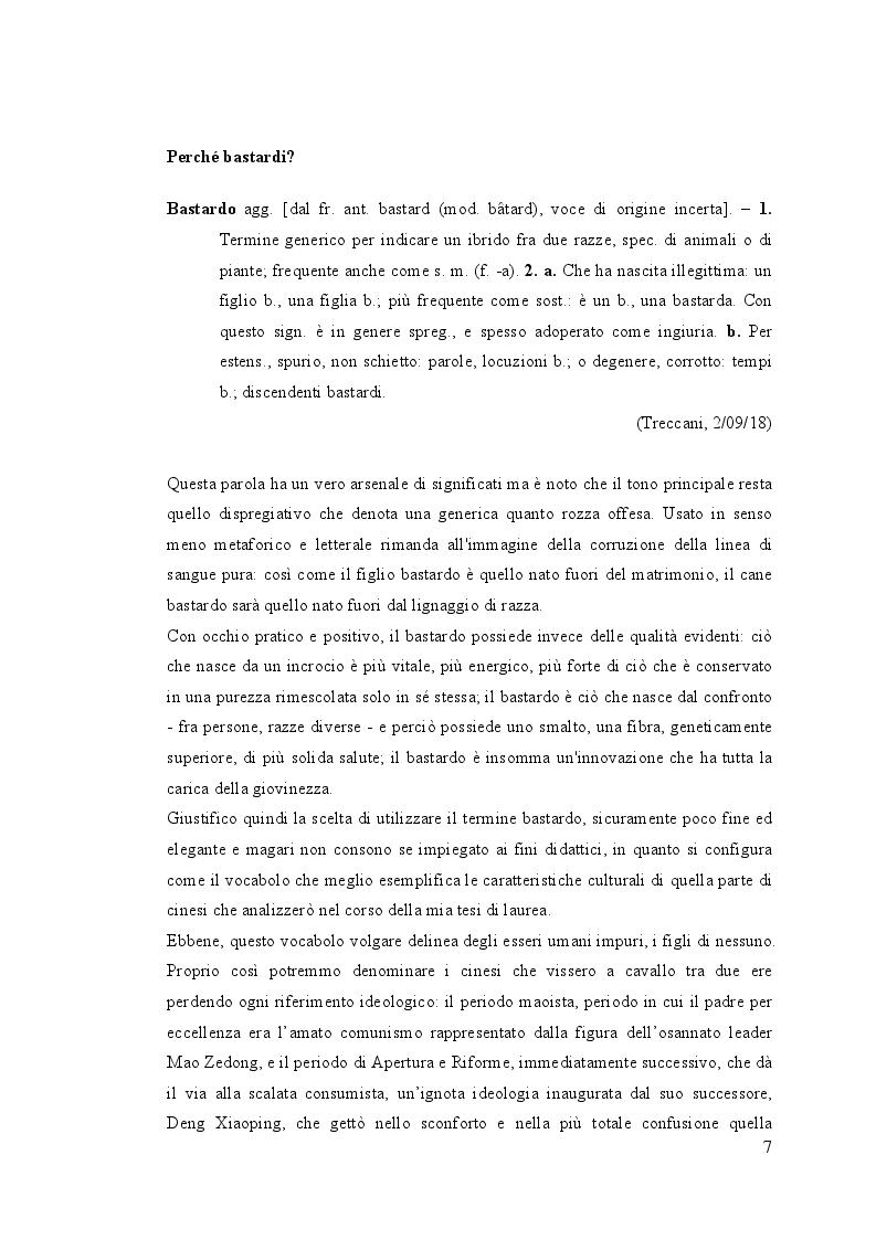 Anteprima della tesi: I Bastardi del Post-Maoismo, Pagina 4