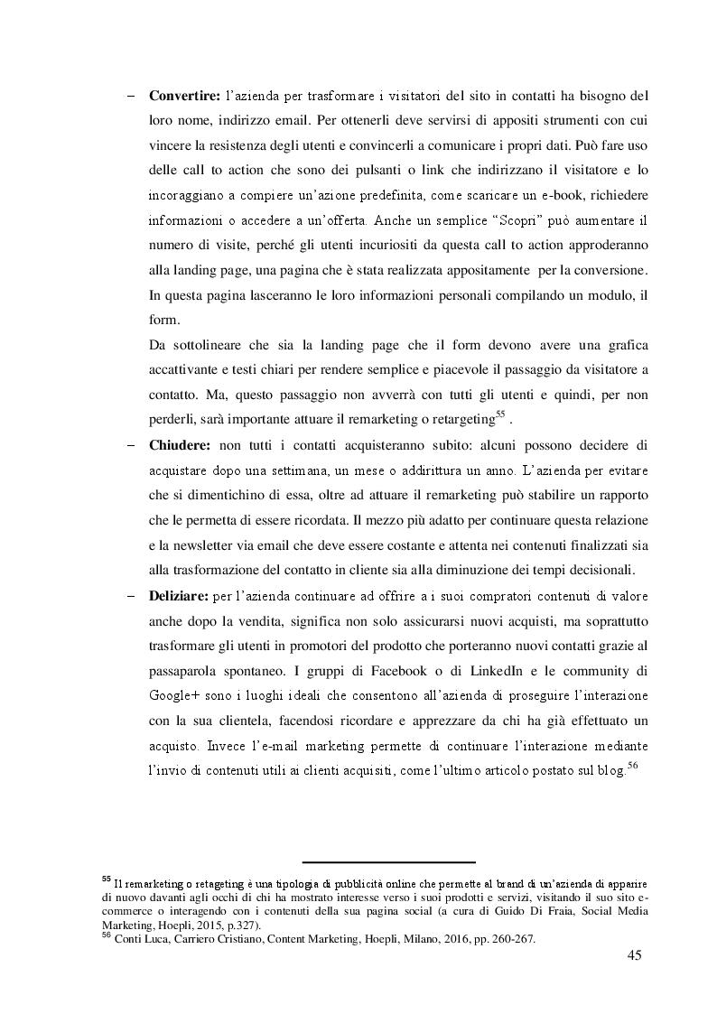 Anteprima della tesi: La comunicazione di marketing: dalla pubblicità tradizionale ai social network. Il caso Nutella, Pagina 4