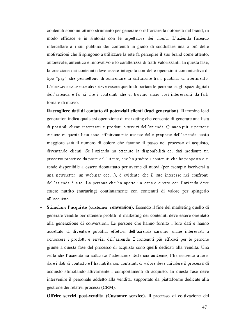 Anteprima della tesi: La comunicazione di marketing: dalla pubblicità tradizionale ai social network. Il caso Nutella, Pagina 6