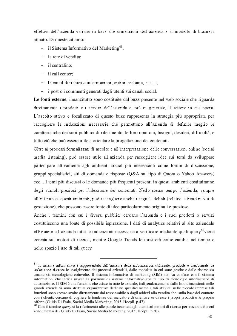 Anteprima della tesi: La comunicazione di marketing: dalla pubblicità tradizionale ai social network. Il caso Nutella, Pagina 9