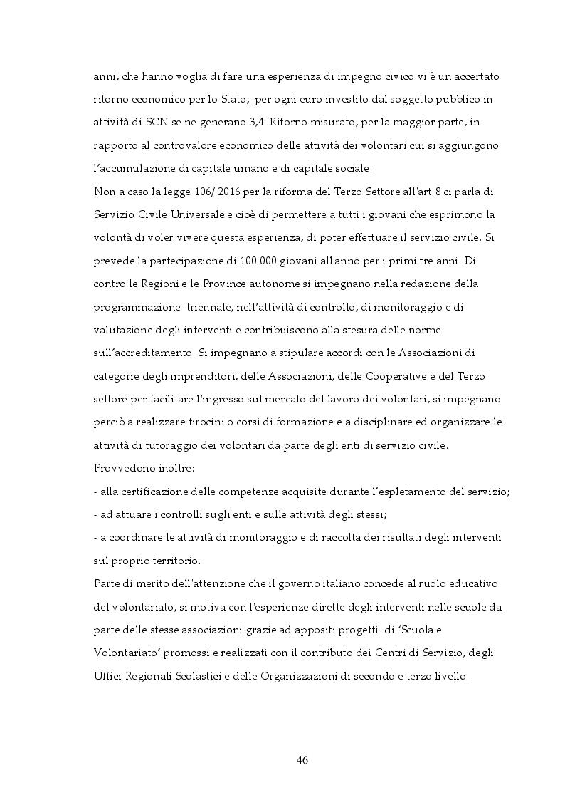 Anteprima della tesi: Il fine unifica i mezzi: Il ruolo del Terzo Settore nel Sistema integrato dei Servizi Sociali, Pagina 6