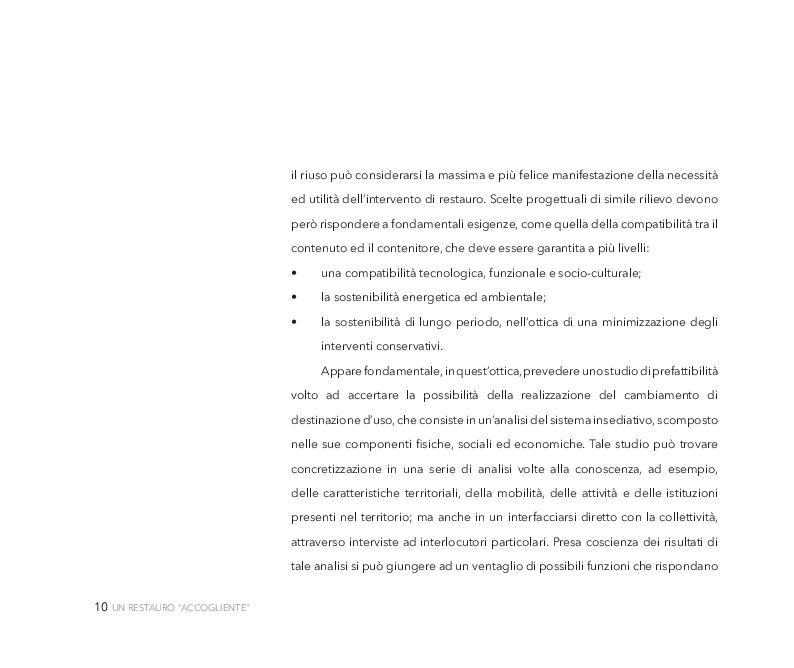 Anteprima della tesi: Un restauro ''accogliente''. Una proposta per Villagonia (ME), Pagina 10