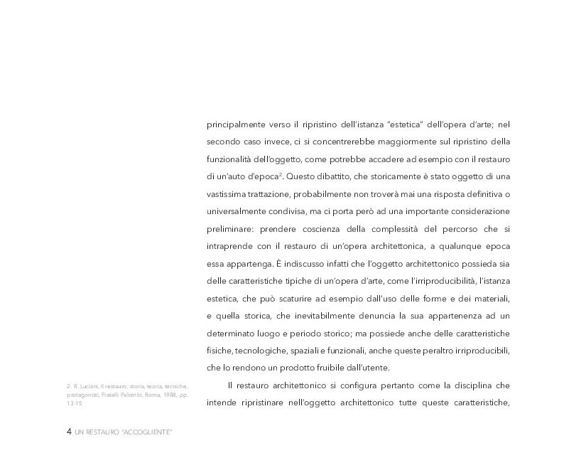 Anteprima della tesi: Un restauro ''accogliente''. Una proposta per Villagonia (ME), Pagina 4