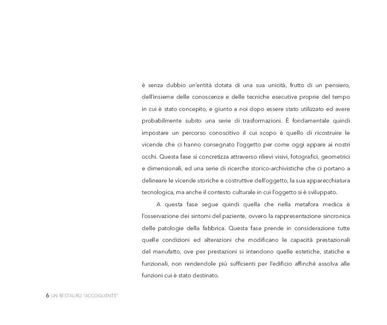Anteprima della tesi: Un restauro ''accogliente''. Una proposta per Villagonia (ME), Pagina 6