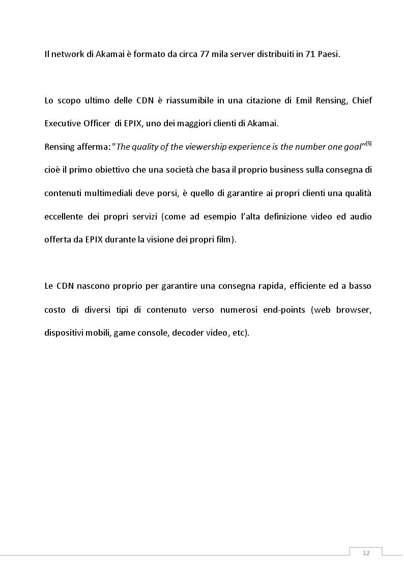Anteprima della tesi: Definizione di una politica di gestione di Green Content Delivery Network (CDN), Pagina 8