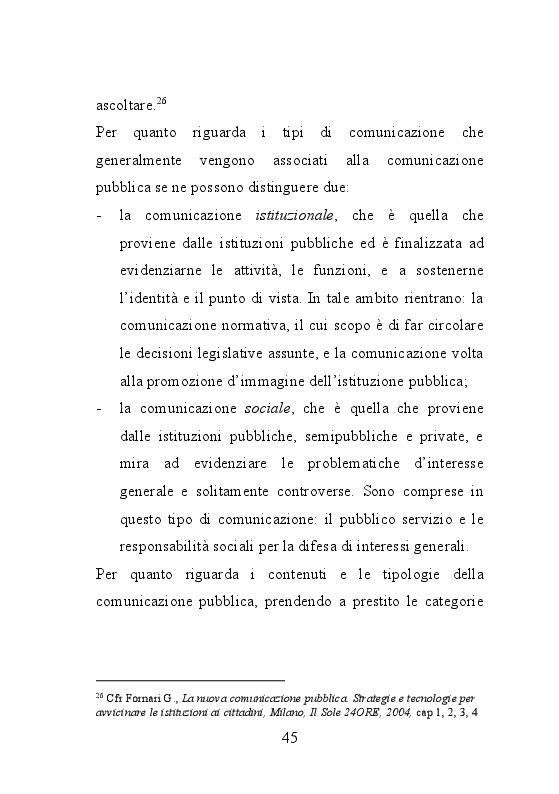Anteprima della tesi: Trame burocratiche. Luci ed ombre dei testi amministrativi, Pagina 13