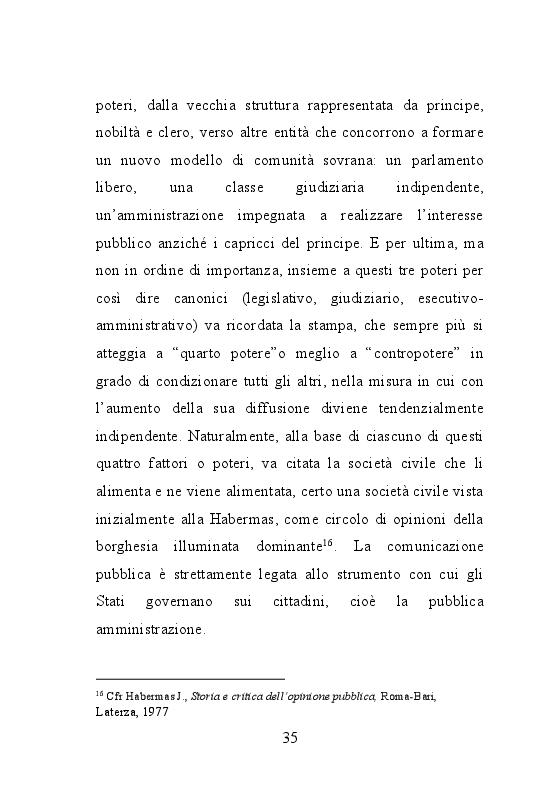 Anteprima della tesi: Trame burocratiche. Luci ed ombre dei testi amministrativi, Pagina 3