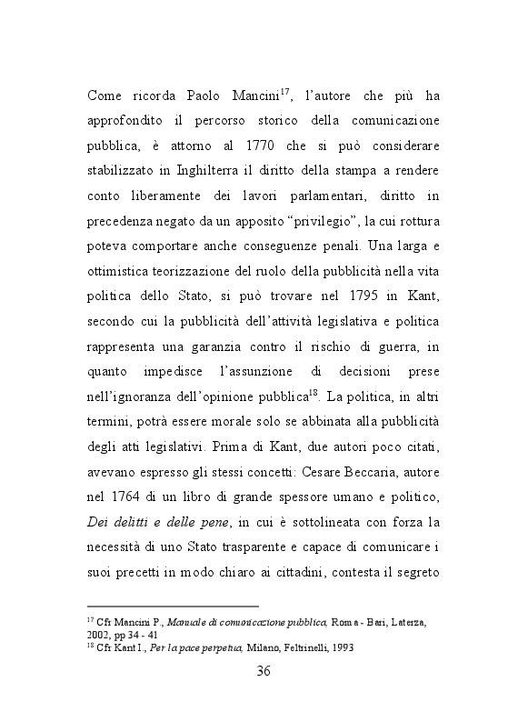Anteprima della tesi: Trame burocratiche. Luci ed ombre dei testi amministrativi, Pagina 4