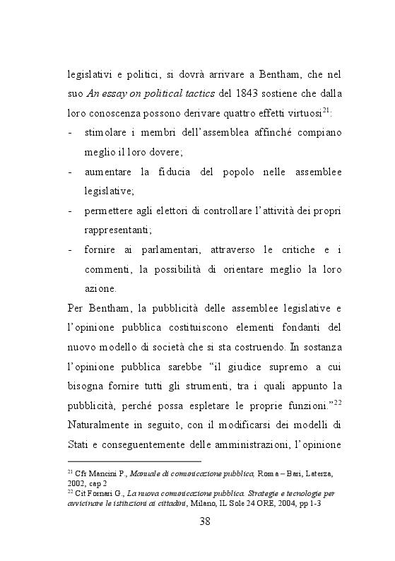 Anteprima della tesi: Trame burocratiche. Luci ed ombre dei testi amministrativi, Pagina 6