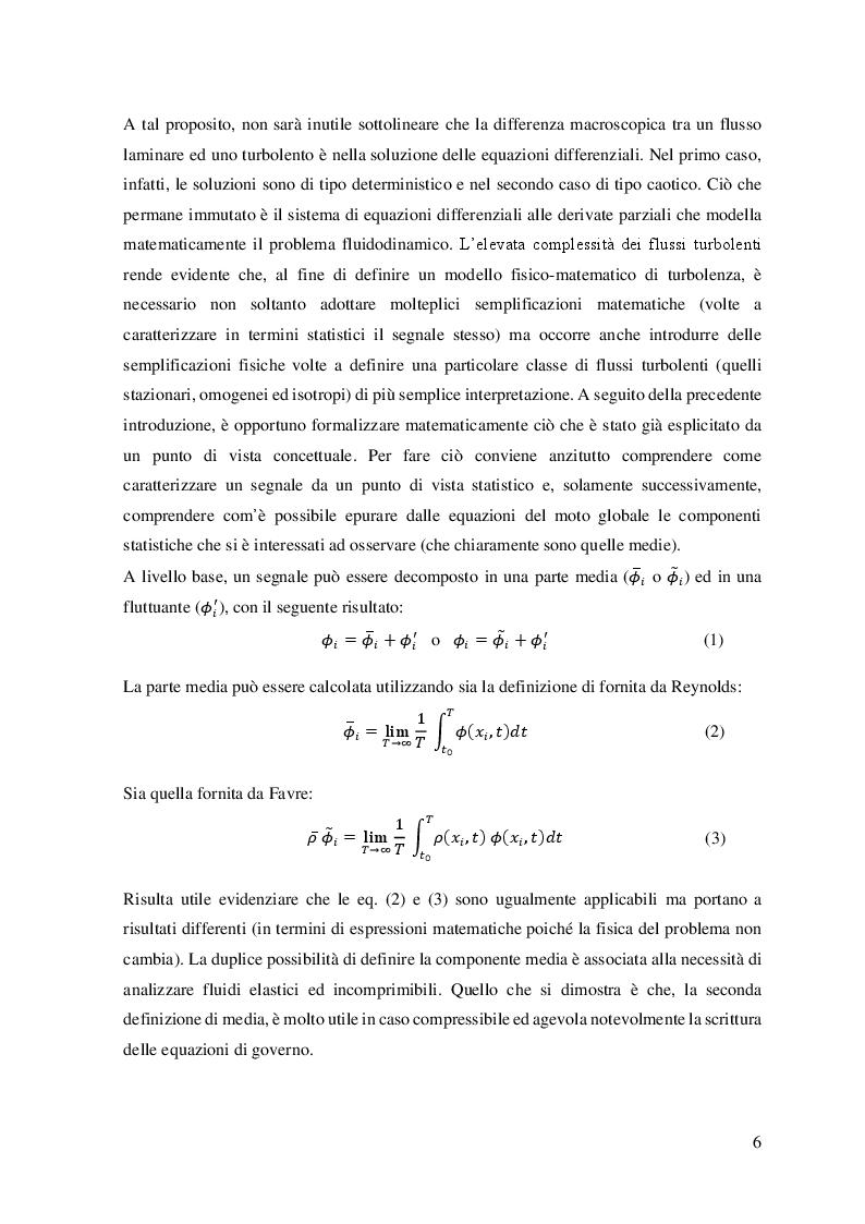 Estratto dalla tesi: Caratterizzazione aerodinamica del lanciatore aerospaziale VEGA-C
