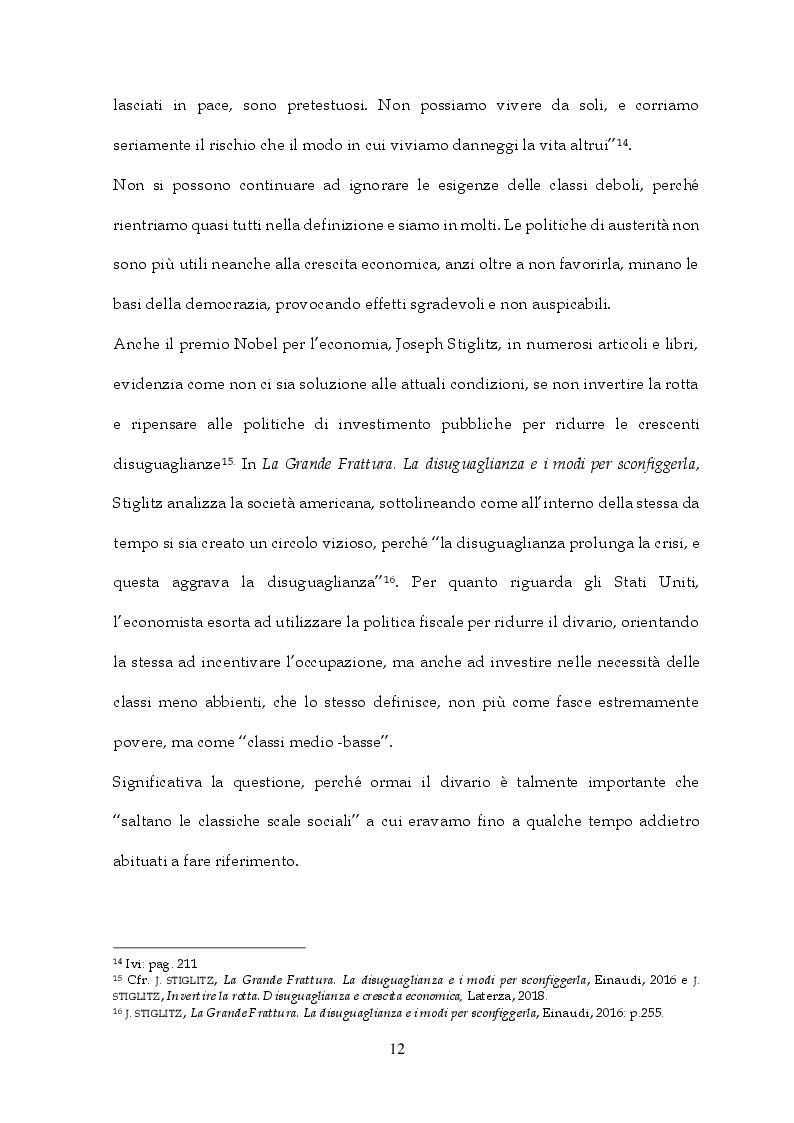 Anteprima della tesi: Tra Italia ed Europa: riforme del mercato del lavoro e governo della precarietà, Pagina 10