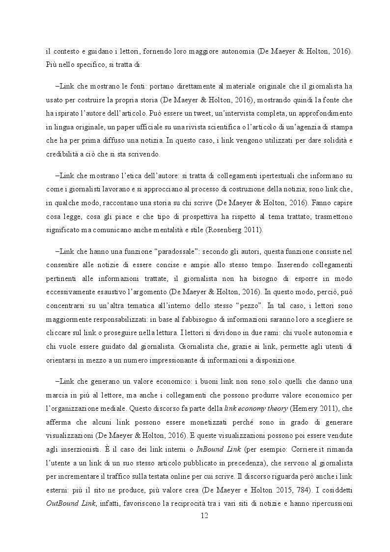 Estratto dalla tesi: Il cambiamento come consuetudine: analisi dell'impatto della SEO e del monopolio di Google sul giornalismo digitale italiano