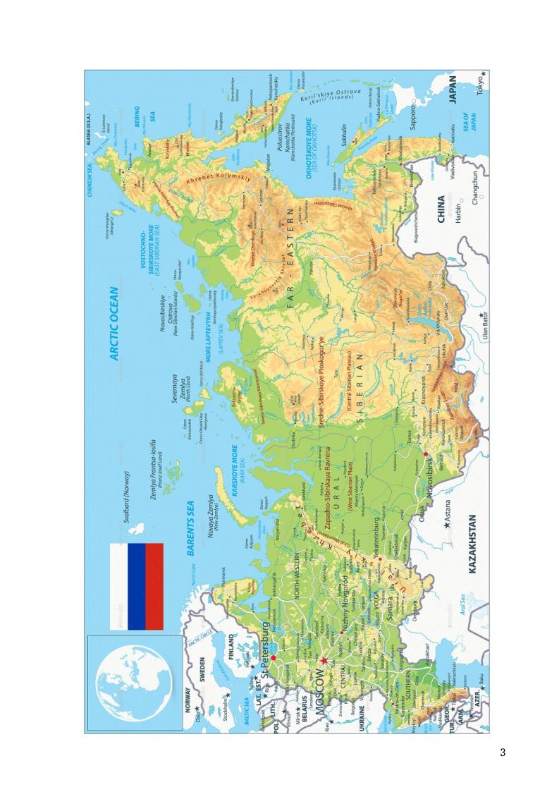 Anteprima della tesi: La Geopolitica Russa del Mare, Pagina 2