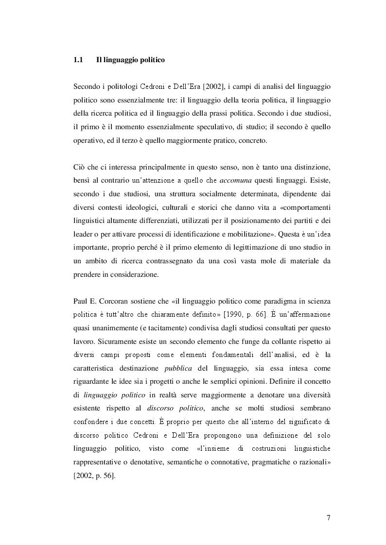 Anteprima della tesi: Dalle parallele convergenti alla guerra al terrore, Pagina 5