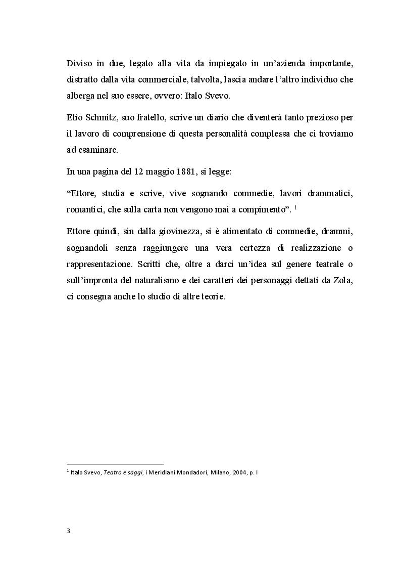 Anteprima della tesi: Svevo-Schimtz Saggista, Pagina 3