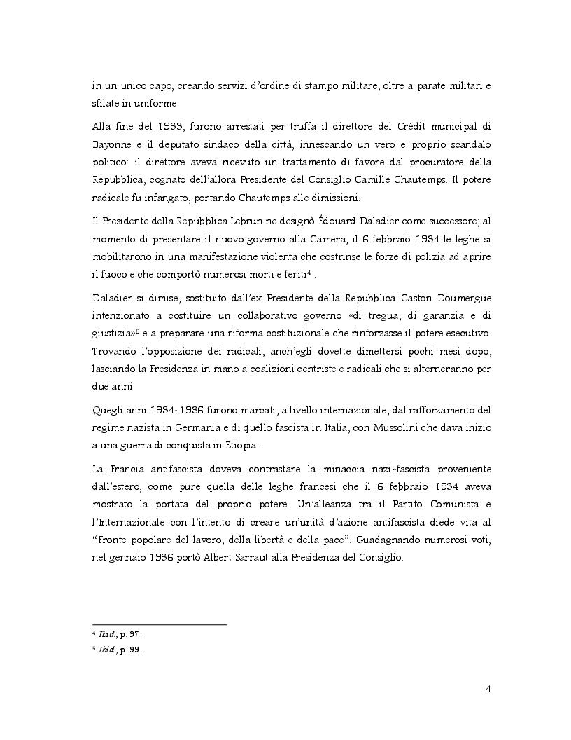 Anteprima della tesi: Racconti di vita di un artista clandestino: la disfatta della Francia attraverso la penna di Jean Bruller, Pagina 5