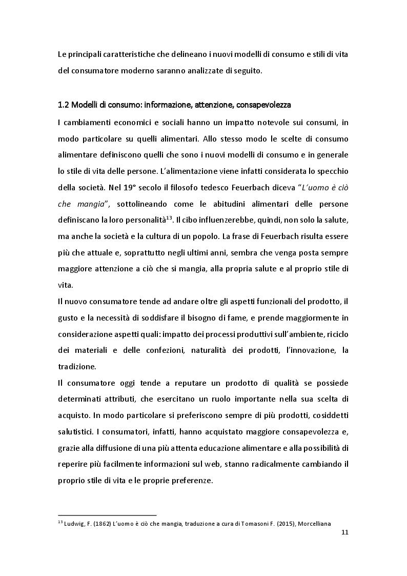Anteprima della tesi: Online Grocery: acquisti di impulso e ruolo del device, Pagina 10