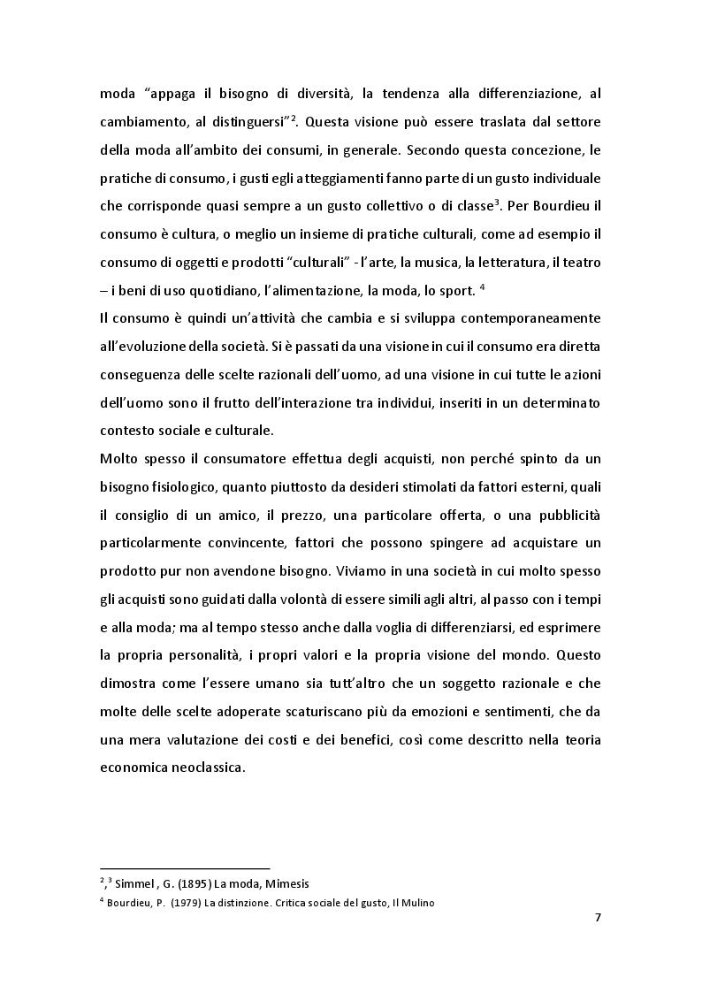 Anteprima della tesi: Online Grocery: acquisti di impulso e ruolo del device, Pagina 6
