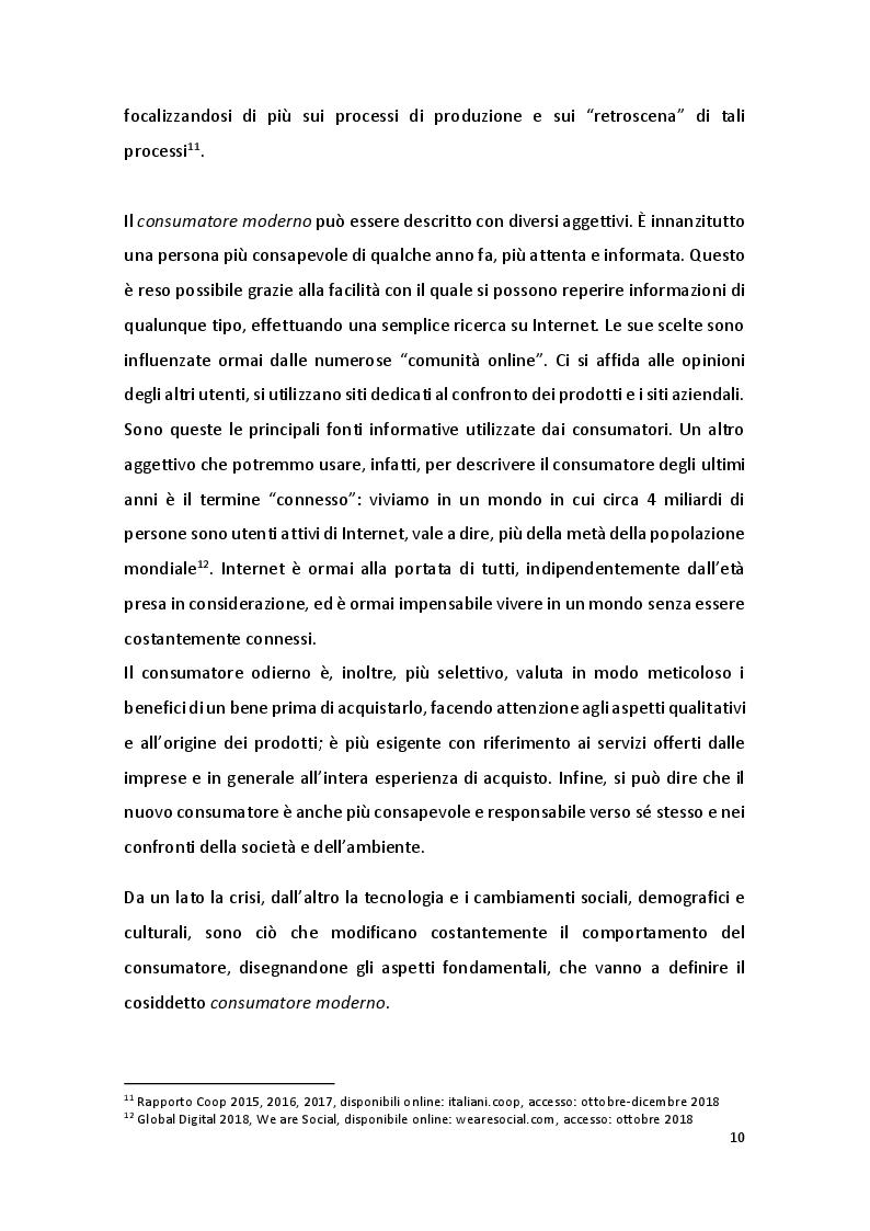 Anteprima della tesi: Online Grocery: acquisti di impulso e ruolo del device, Pagina 9