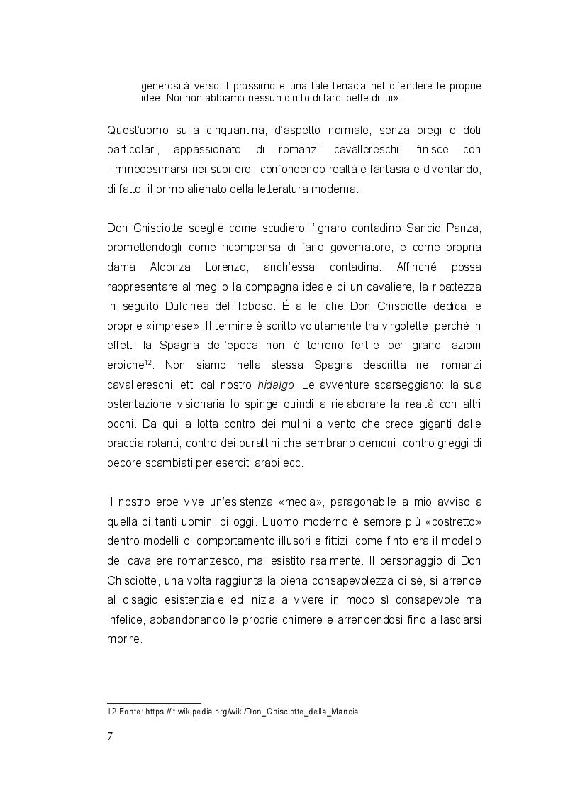 Anteprima della tesi: Don Chisciotte di Francesco Guccini - Uno sguardo al panorama musicale italiano e ispanico, Pagina 5