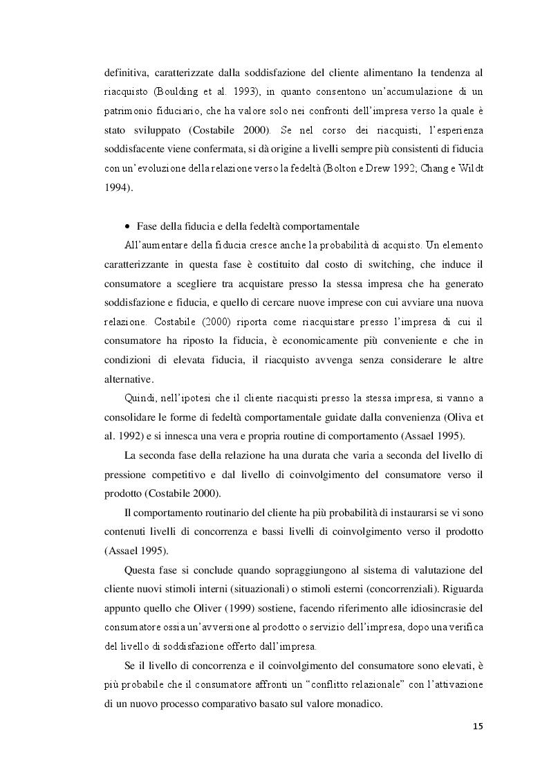 Estratto dalla tesi: La segmentazione della clientela attraverso l'uso del data mining: un'applicazione nell'e-commerce