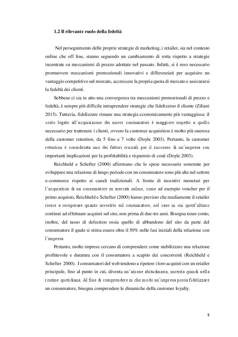 Anteprima della tesi: La segmentazione della clientela attraverso l'uso del data mining: un'applicazione nell'e-commerce, Pagina 4