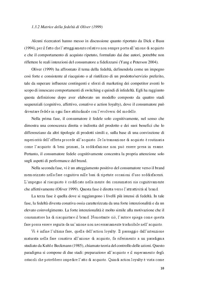 Anteprima della tesi: La segmentazione della clientela attraverso l'uso del data mining: un'applicazione nell'e-commerce, Pagina 9
