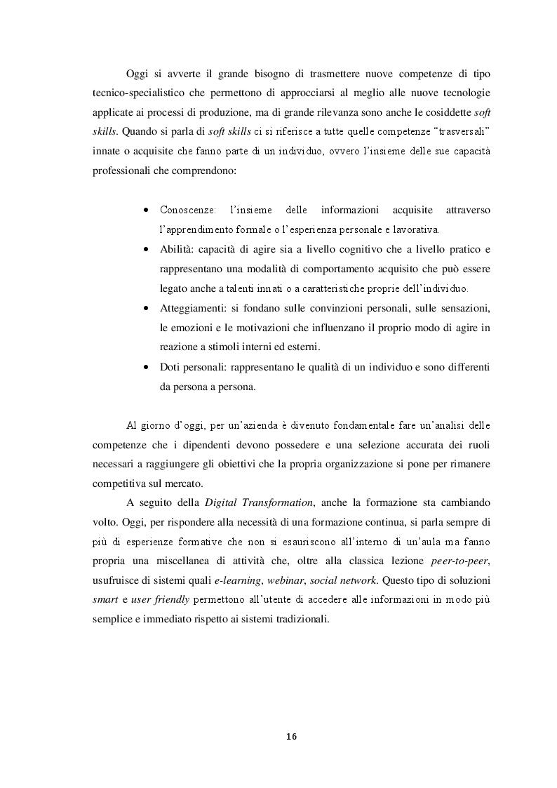 Anteprima della tesi: Digital transformation: come la tecnologia ha modificato il mondo delle risorse umane, Pagina 4