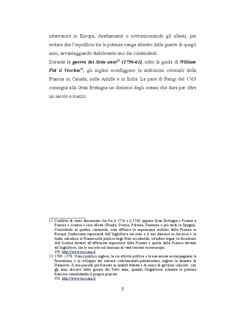 Anteprima della tesi: La letteratura erotica del Settecento: il caso Fanny Hill, Pagina 7