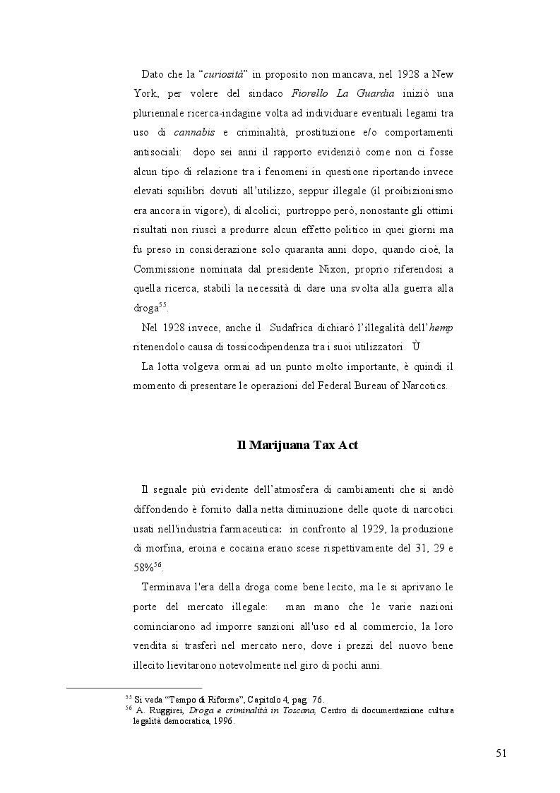 Anteprima della tesi: La mobilità psichedelica nell'Unione Europea. Origini e sviluppo del turismo per droga, Pagina 3