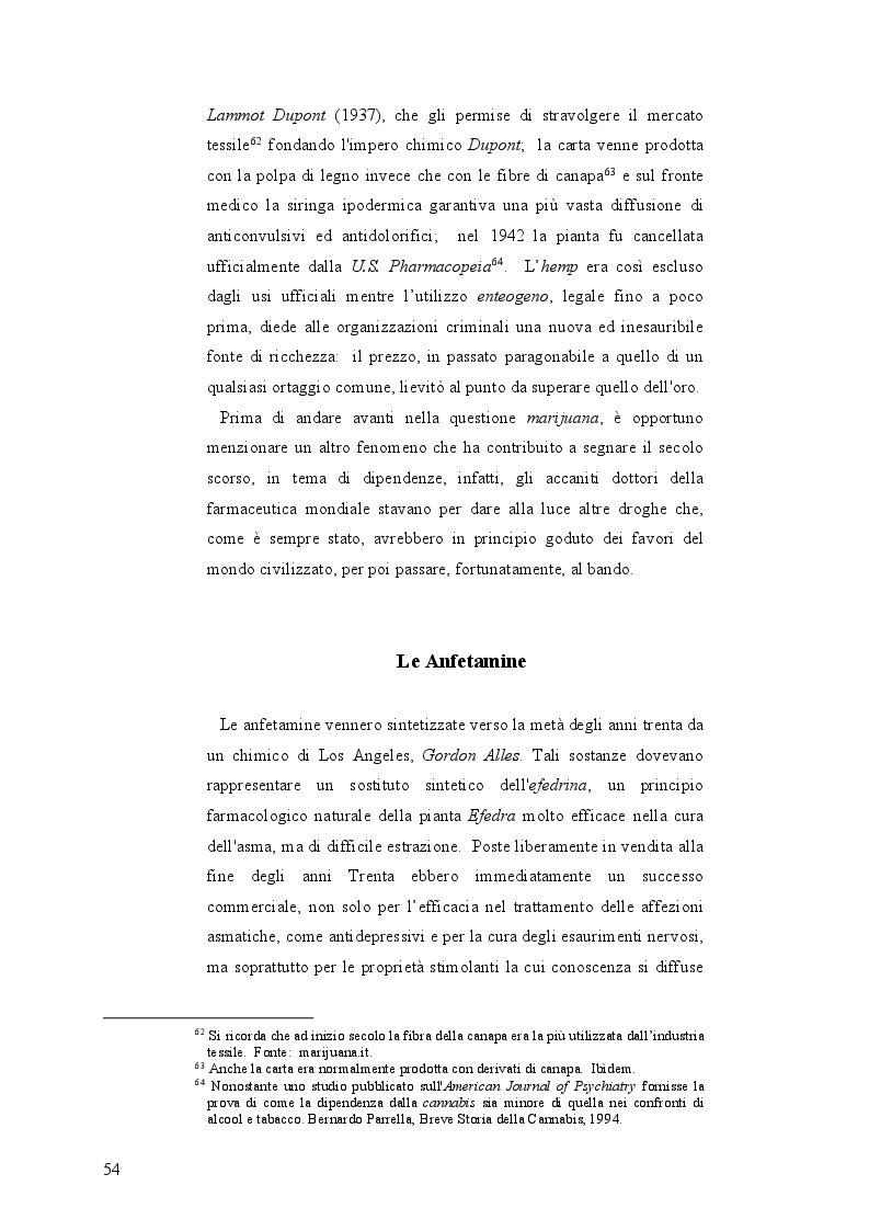 Anteprima della tesi: La mobilità psichedelica nell'Unione Europea. Origini e sviluppo del turismo per droga, Pagina 6