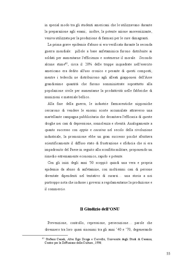 Anteprima della tesi: La mobilità psichedelica nell'Unione Europea. Origini e sviluppo del turismo per droga, Pagina 7