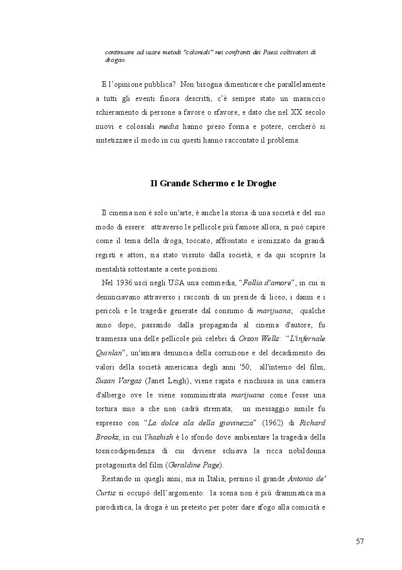 Anteprima della tesi: La mobilità psichedelica nell'Unione Europea. Origini e sviluppo del turismo per droga, Pagina 9