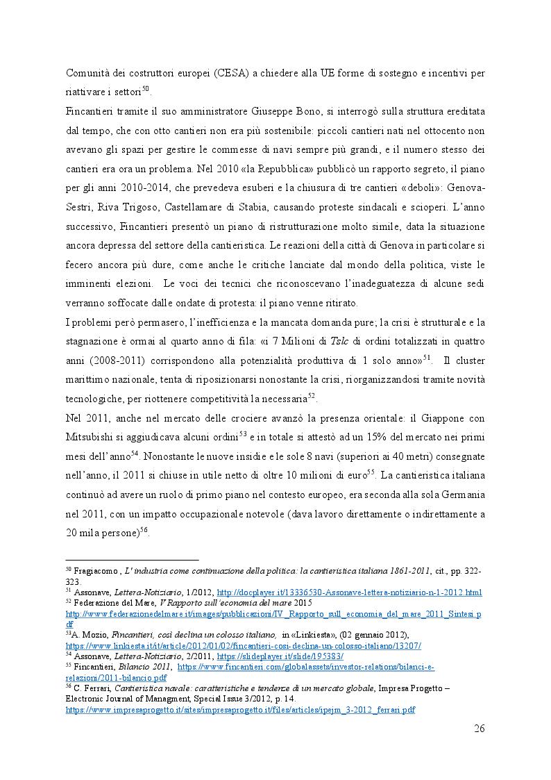 Anteprima della tesi: Fincantieri, dalla fine dell'IRI al successo internazionale, Pagina 6