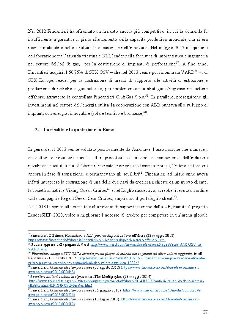 Anteprima della tesi: Fincantieri, dalla fine dell'IRI al successo internazionale, Pagina 7
