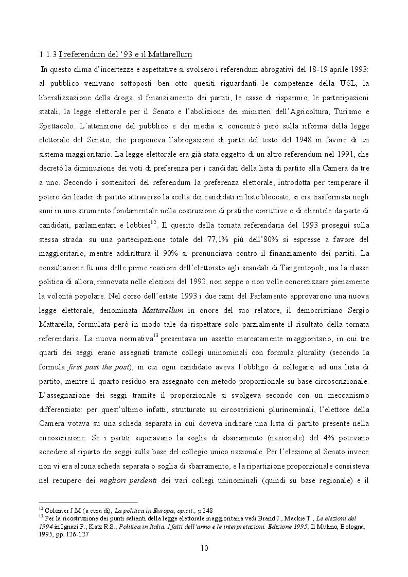 Estratto dalla tesi: Il governo di Lamberto Dini (1995-1996). L'anello tecnico tra le due repubbliche