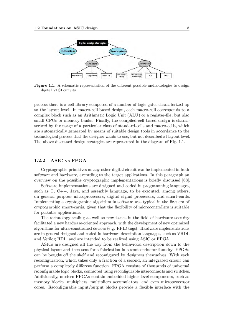 Anteprima della tesi: Design techniques for secure cryptographic circuits in deep submicron technologies, Pagina 5