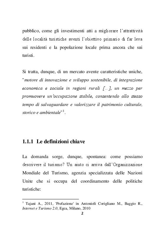 Anteprima della tesi: La promozione dell'offerta turistica online: Analisi e progettazione di un mobile loyalty program, Pagina 7