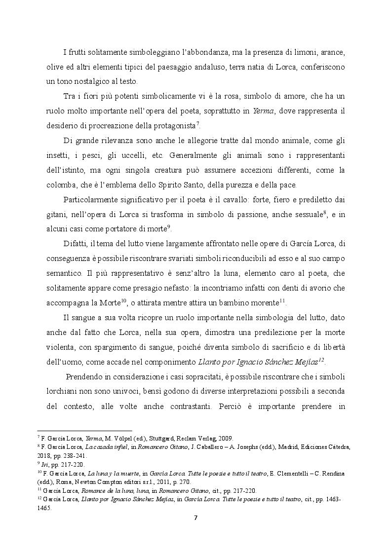 Anteprima della tesi: Simbologia del colore bianco nell'opera di Federico García Lorca, Pagina 4