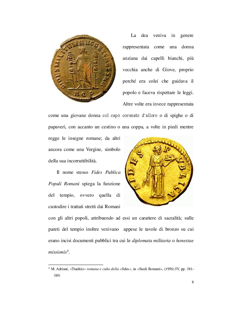 Anteprima della tesi: Dissimulare etiam sperasti, perfide (Verg. Aen, IV 305) Fides e perfidia nella poesia latina, Pagina 4