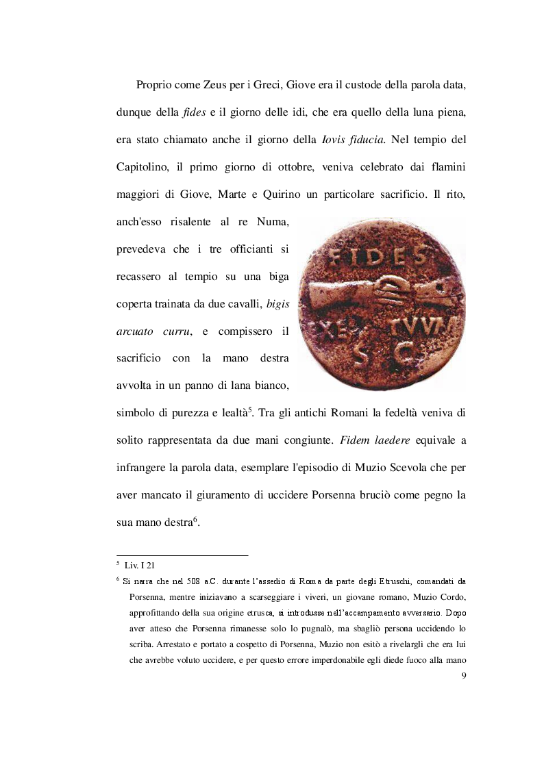 Anteprima della tesi: Dissimulare etiam sperasti, perfide (Verg. Aen, IV 305) Fides e perfidia nella poesia latina, Pagina 5