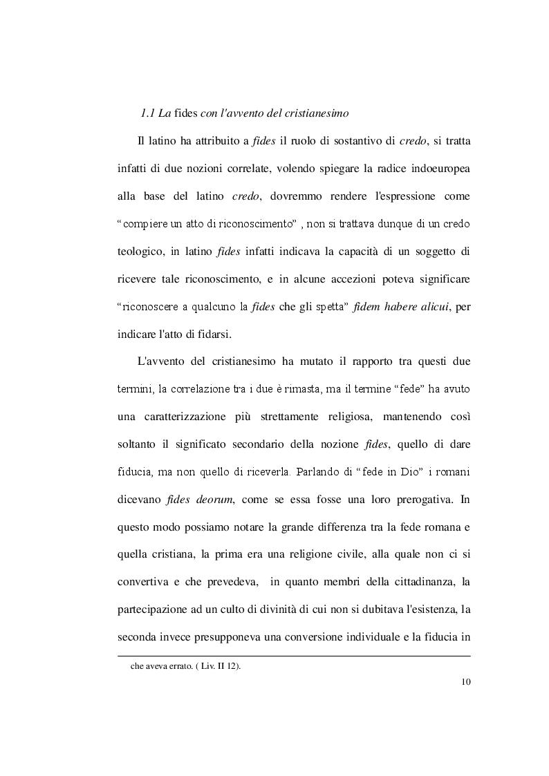 Anteprima della tesi: Dissimulare etiam sperasti, perfide (Verg. Aen, IV 305) Fides e perfidia nella poesia latina, Pagina 6