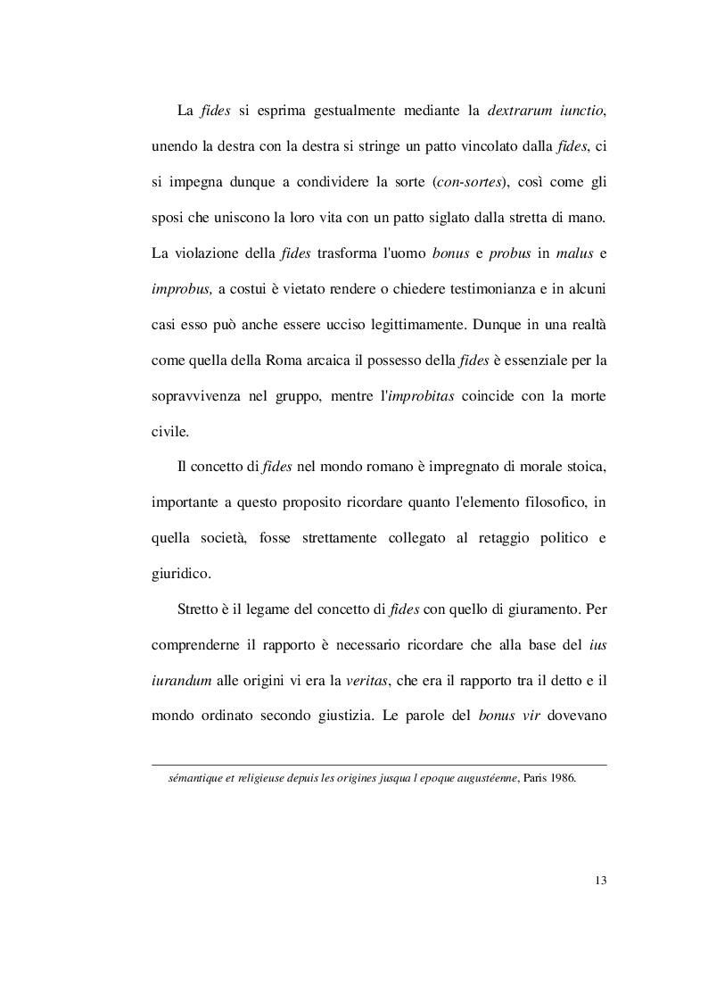 Anteprima della tesi: Dissimulare etiam sperasti, perfide (Verg. Aen, IV 305) Fides e perfidia nella poesia latina, Pagina 9