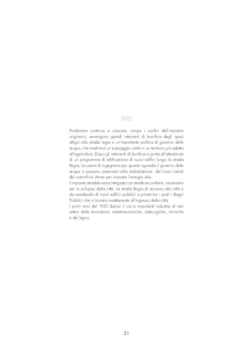 Anteprima della tesi: Pordenone: Recupero urbano degli ex bagni di Pordenone, Pagina 10