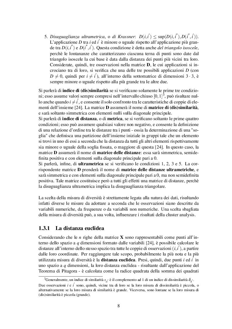 Anteprima della tesi: Classificazione automatica per dati ad alta dimensionalità: un approccio fuzzy per dati categorici, Pagina 9