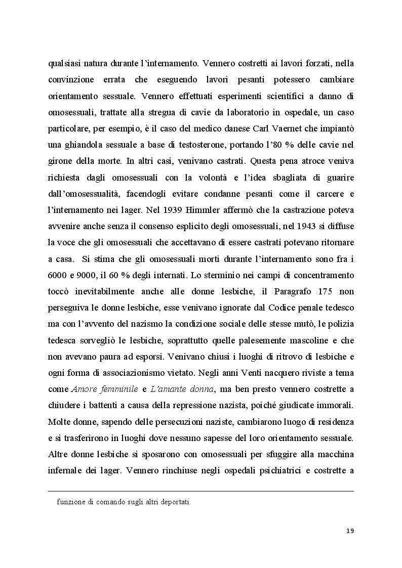 Anteprima della tesi: Il bullismo omofobico: maschilismo e devianza, Pagina 7